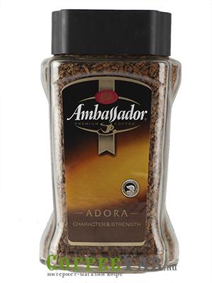 Кофе Ambassador Растворимый Adora 95 гр