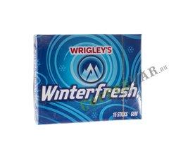 Жевательная резинка Wrigleys Winterfresh Зимняя свежесть