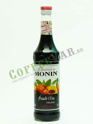 Концентрированный напиток Monin с экстрактом чая Персик