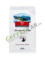 Кофе Montana Ява в зернах в 150 г