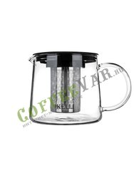 Чайник заварочный Kelly KL-3097 стекло 1 л.