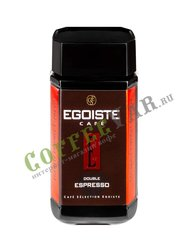 Кофе Egoiste растворимый Double Espresso 100 г