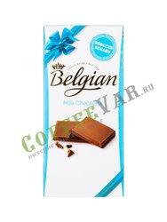 Шоколад Belgian молочный без сахара 100 г