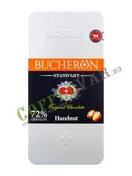 Шоколад Bucheron с фундуком 100 гр