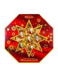 Mirabell Mozart Klugeln X-mas Star Шоколадные конфеты Рождественская звезда 300 г