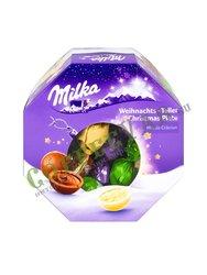 Milka Шоколадные конфеты новогодние Xmas Plate 141 г