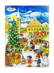 Шоколадные конфеты Carla Рождественский календарь 75 гр