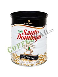 Кофе Santa Domingo молотый Puro Cafe Espresso 283 г ж.б.