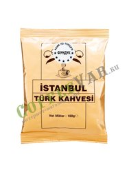 Кофе Istanbul молотый Фундук 100 г