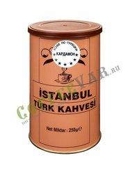 Кофе Istanbul молотый Кардамон 250 г в банке