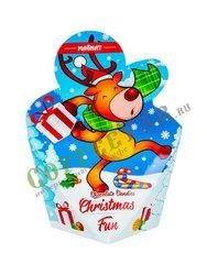Magnat X-mas Holly Fun Шоколадные конфеты с ванильной начинкой 107 г