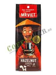 Кофе Mr Viet молотый Лесной орех  200 г