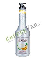 Фруктовое пюре Monin Банан 1 л