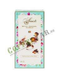 Ameri Шоколадные конфеты Цветы с начинкой пралине125 г