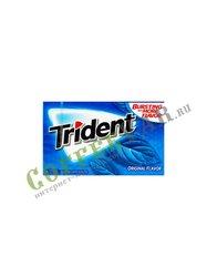 Жевательная резинка Trident Original Flavor Натуральный вкус