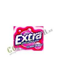 Жевательная резинка Wrigleys Extra Classic Bubble