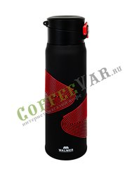 Термос-термокружка Walmer Trace черный 450 мл (W24208371)