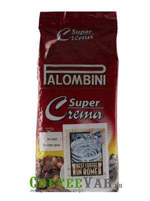 Кофе Palombini в зернах Super Crema 1кг
