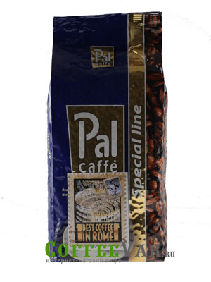 Кофе Palombini в зернах Pal Oro 1кг