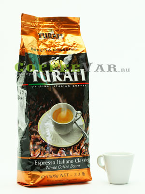 Кофе Turati в зернах Classica 1 кг