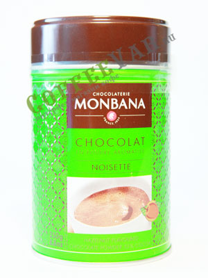 Горячий шоколад Monbana Фундук