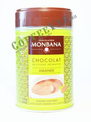 Горячий шоколад Monbana Миндаль