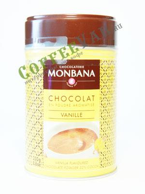 Горячий шоколад Monbana Ваниль