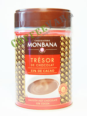 Горячий шоколад Monbana Шоколад