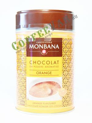 Горячий шоколад Monbana Апельсин