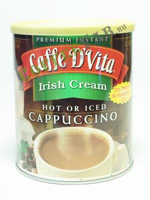 Горячий шоколад Caffe D`Vita Irish Cream