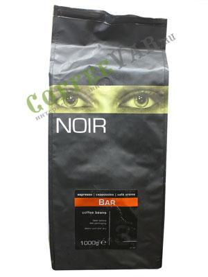Кофе Noir в зернах Bar 1 кг