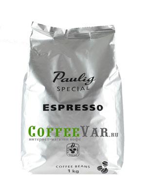 Кофе Paulig в зернах Special Espresso 1 кг