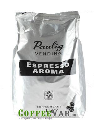 Кофе Paulig в зернах Vending Espresso Aroma 1 кг