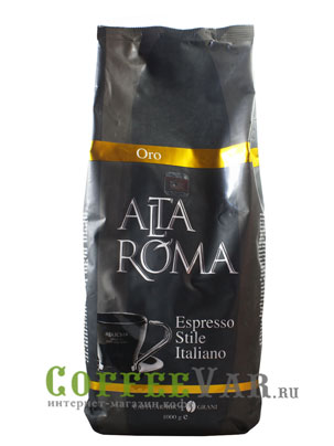 Кофе Alta Roma в зернах Oro 1кг