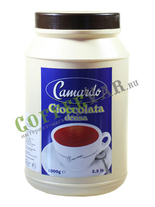 Горячий шоколад Camardo Ciocoolata Densa 1 кг