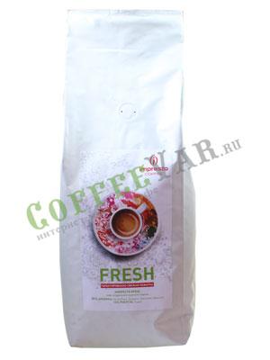 Кофе Impresto в зернах Fresh