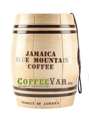 Кофе Jamaica Blue Mountain в зернах бочонок 200 гр