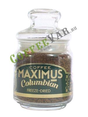Кофе Maximus Растворимый Colombia 100 гр (Банка)