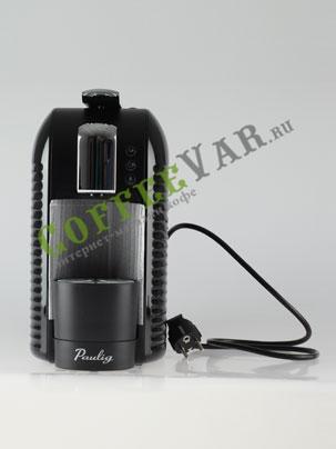 Кофеварка капсульная Paulig Cupsolo Verus черная