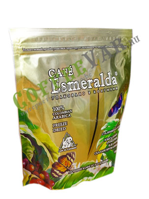 Кофе Cafe Esmeralda Doy Pack 180 г