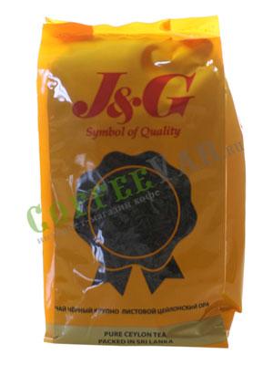 Чай James Grandfather OPA Soft Pouch. Черный, 200 гр