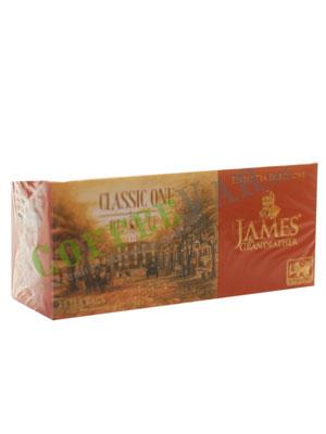 Чай James Grandfather BTTBDCS&T. Черный, Пакетик, 25 шт
