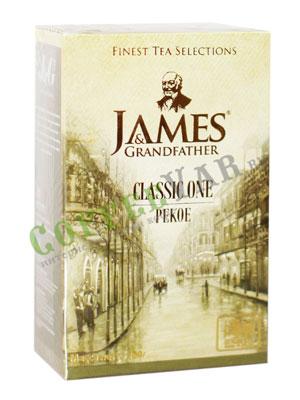 Чай James Grandfather Рекое. Черный, 100 гр