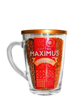 Кофе Maximus Растворимый Original 70 гр (Кружка)