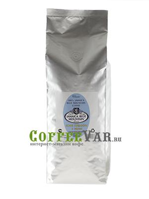 Кофе Jamaica Blue Mountain в зернах темной обжарки 1кг