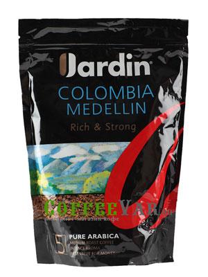 Кофе Jardin растворимый Colombia Medellin 280гр
