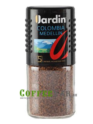Кофе Jardin растворимый Colombia Medellin 95 гр