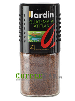 Кофе Jardin растворимый Guatemala Atitlan 95 гр