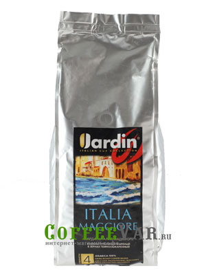 Кофе Jardin в зернах Italia Maggiore 1кг
