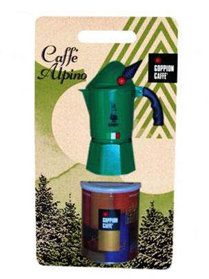 Подарочный набор Goppion Coffeetherapy Alpina